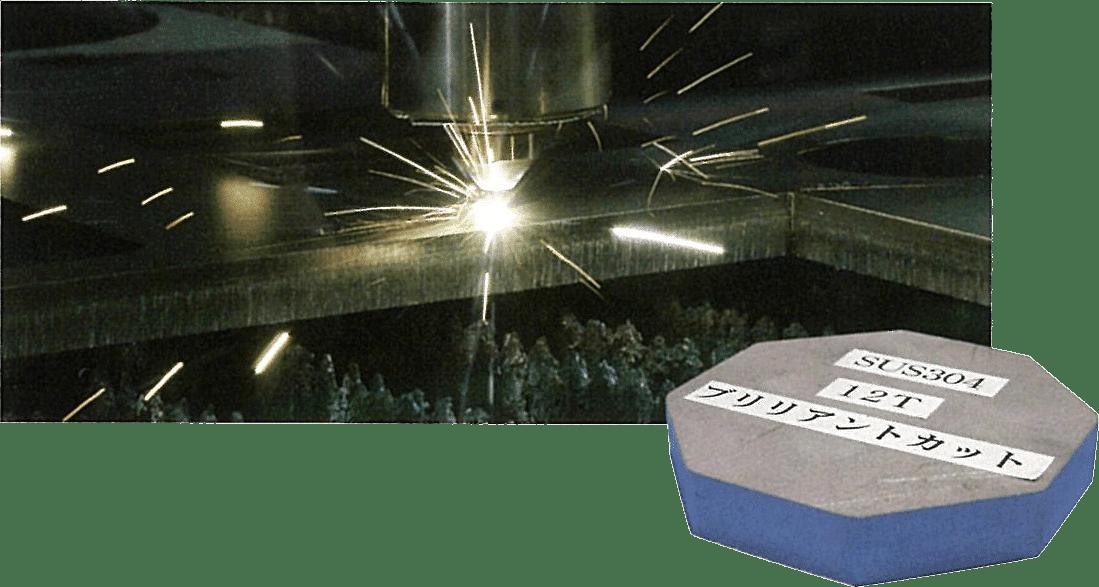 レーザー切断