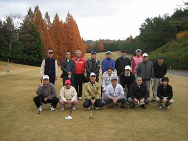 12年リフレッシュ懇親ゴルフ会